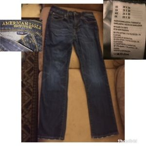 American Eagles jeans in size 26x30.